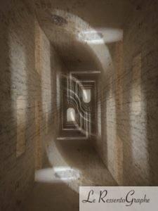 Pour s'évader d'un Labyrinthe de pierres...