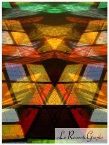 Reliefs Géométriques...